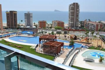 Apartment in Sunset Drive Benidorm 2 Nº 225 on España Casas
