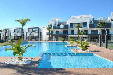 Penthouse appartement dans Oasis Beach El Raso 10 Nº 042 in España Casas