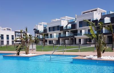 Penthouse appartement dans Oasis Beach El Raso 11 Nº 026 in España Casas